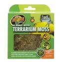 Litière Terrarium Moss 2,46L de ZooMed pour terrarium tropical