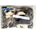 Rats congelés Taille M 51 à 90g en sac de 10