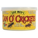 Conserve de grillons domestiques 35g - Zoo Med Can O' Crickets