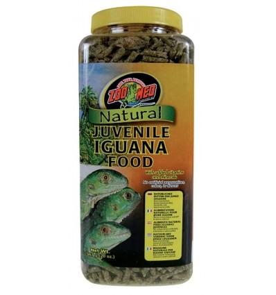 Alimentation naturelle pour Jeune Iguane 560 grammes Natural Juvenilie Iguana Food Formula