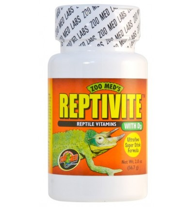 Vitamine avec D3 ReptiVite™ par Zoo Med