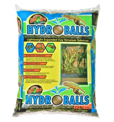 Billes d`argile Hydroballs® 1,13Kg