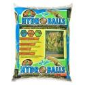 Litière Hydroballs de ZooMed billes d'argile pour terrarium tropical (1,13 kg)