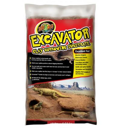 Substrat Excavator 2,5 - 4,5 ou 11 Kg