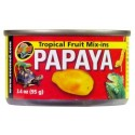 Conserve papayes fraîches 95g - Zoo Med