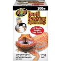 Lampe chauffante Basking Spot 100W Zoo Med pour terrarium