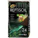 Reptisoil de ZooMed, litière écorce tropical bioactive 23L pour reptile
