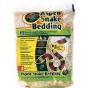 Litière pour serpent aspen