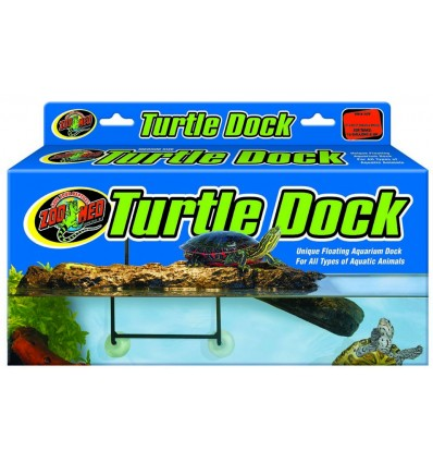 Ile rock flottant pour tortue medium taille Zoo Med