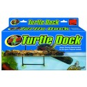 Plage flottante pour tortues taille medium Turtle Dock de Zoo Med