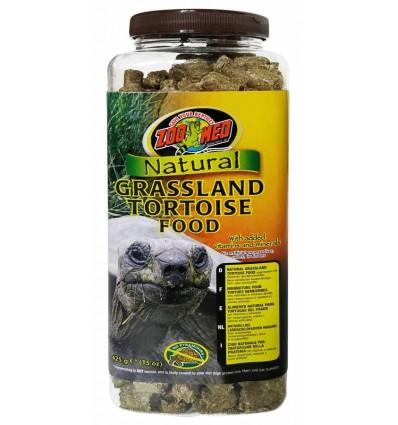 Nourriture naturelle pour tortues des prairies adulte Zoo Med - 425g