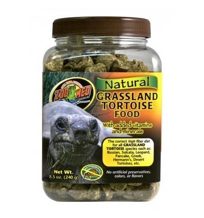 Nourriture naturelle pour tortues des prairies adulte Zoo Med - 240g