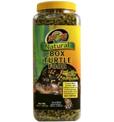 Nourriture naturelle pour tortues de terre adulte Zoo Med - 567g