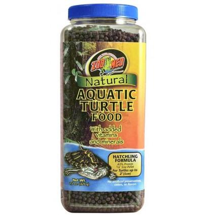 Nourriture naturelle pour tortues aquatiques nouveau-nés Zoo Med - 425g
