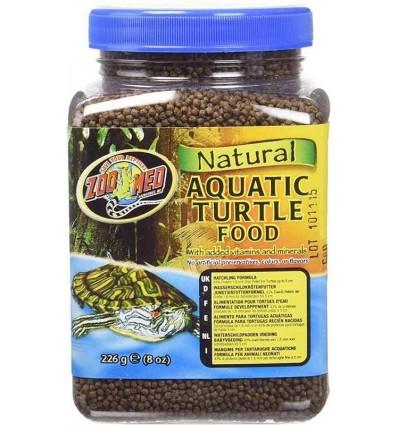 Nourriture naturelle pour tortues aquatiques nouveau-nés Zoo Med - 213g