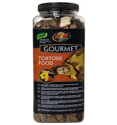 Aliment Gourmet Zoo Med pour tortues de terre- 312g