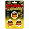 Capsule de gelée 3 saveurs aliments pour insectes